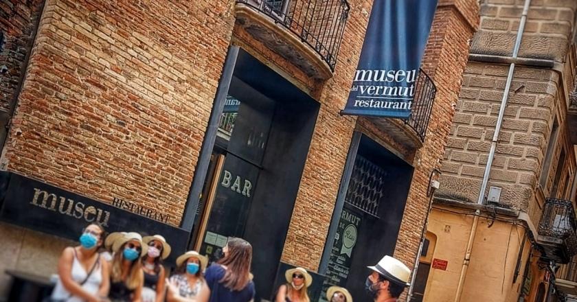 Visita guiada Reus Secret+Museu del Vermut