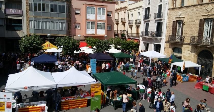Abril cultural a Sant Sadurní d'Anoia
