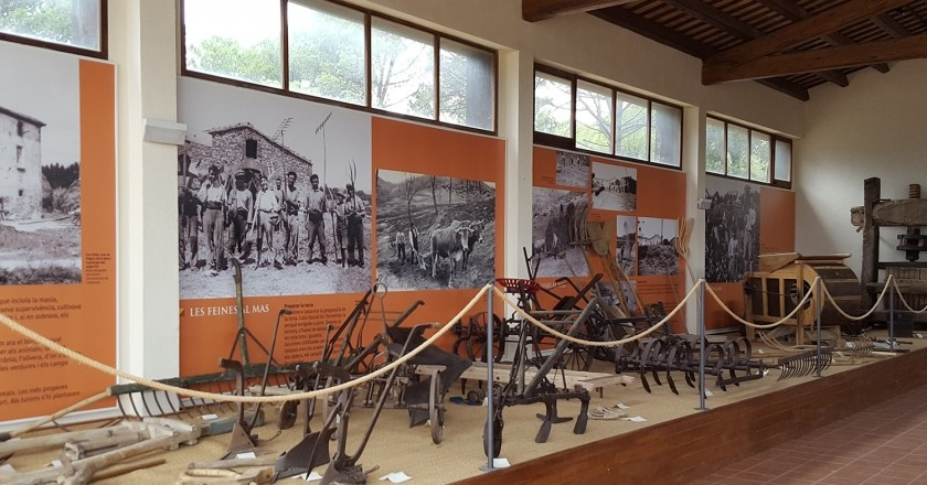 Visita guiada gratuïta al Museu de la Pagesia de Fogars de la Selva