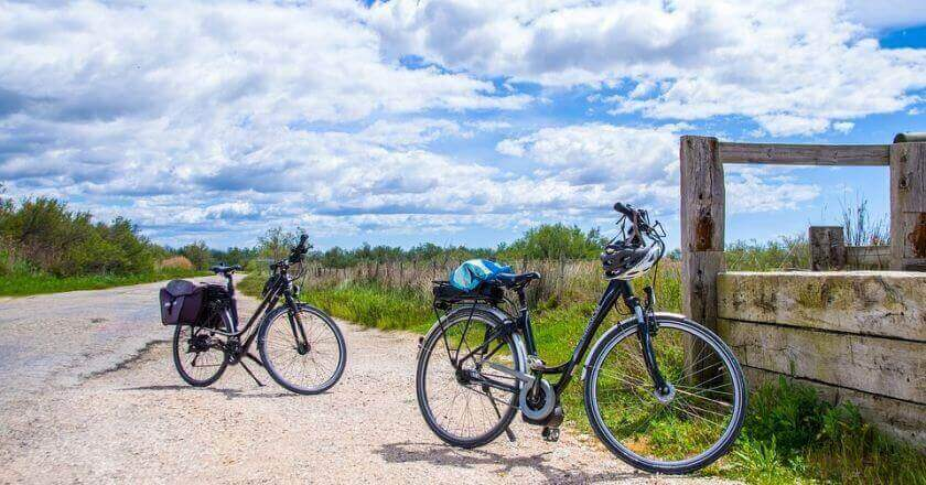 Vélo culturel à Amposta