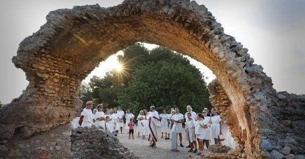 Caius i Faustina us conviden a la Vil·la d'Altafulla