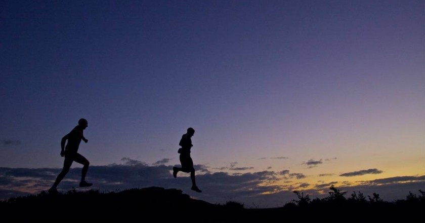 Caminada nocturna a Montmajor