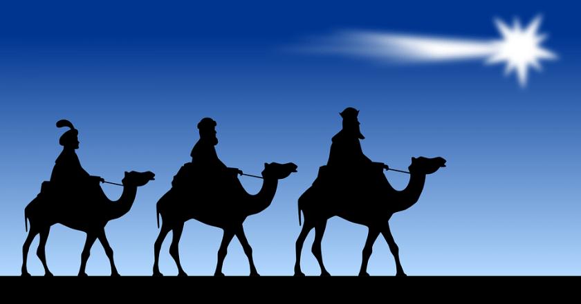 Cabalgata de Reyes en Sant Feliu Sasserra