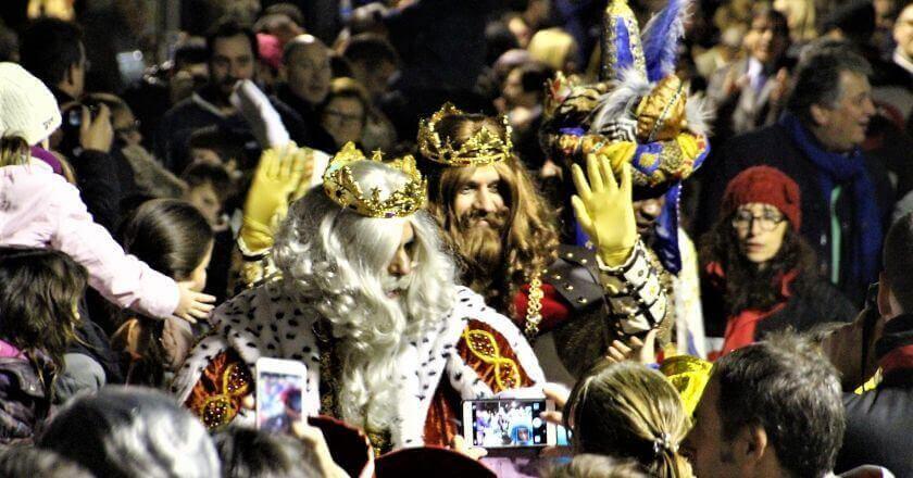 Cabalgata de Reyes de Martorell