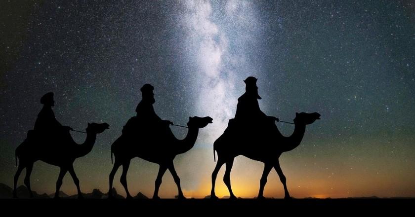 Cabalgata de Reyes de Riudarenes