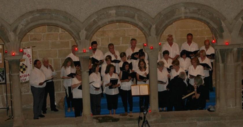 Cicle de concerts al Monestir de les Avellanes