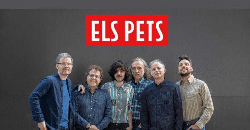 Concert d'Els Pets a Cervera