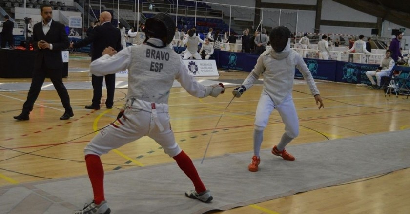 Fencing World Cup in Sabadell