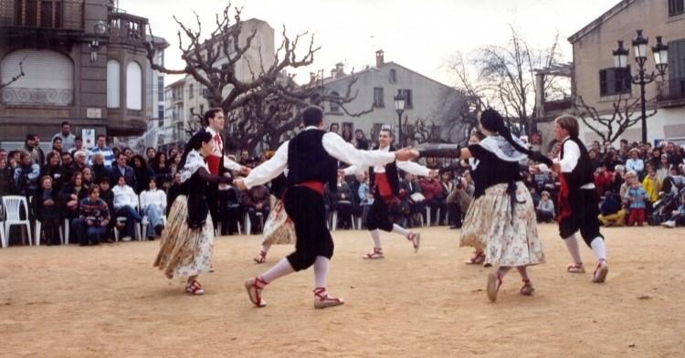 Dance of San Antonio de Sant Feliu de Codines