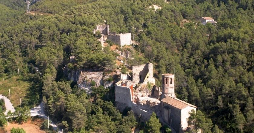 Diada de Sant Pau al Castell de Gelida