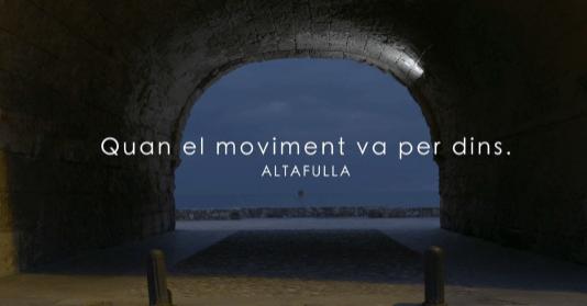 Documental Quan el moviment va per dins a Altafulla