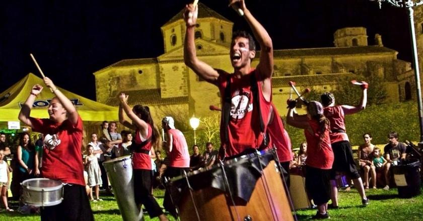 Enfila't: la festa castellera d'Altafulla