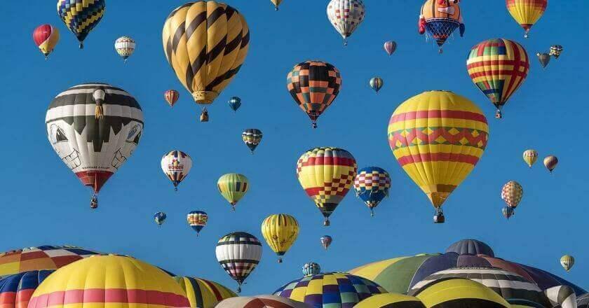 Festival européen de ballons à Igualada