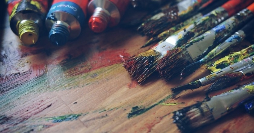 Exposició de pintura ràpida a Vila-seca