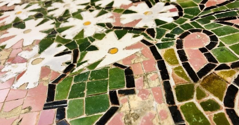 Exposición El Modernismo y las flores en Terrassa