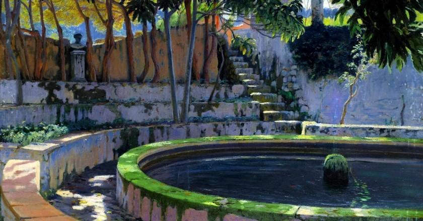 Exposició homenatge a Santiago Rusiñol a Creixell