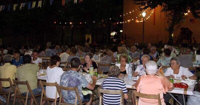 Festa de barri de Can Carreras de Martorell