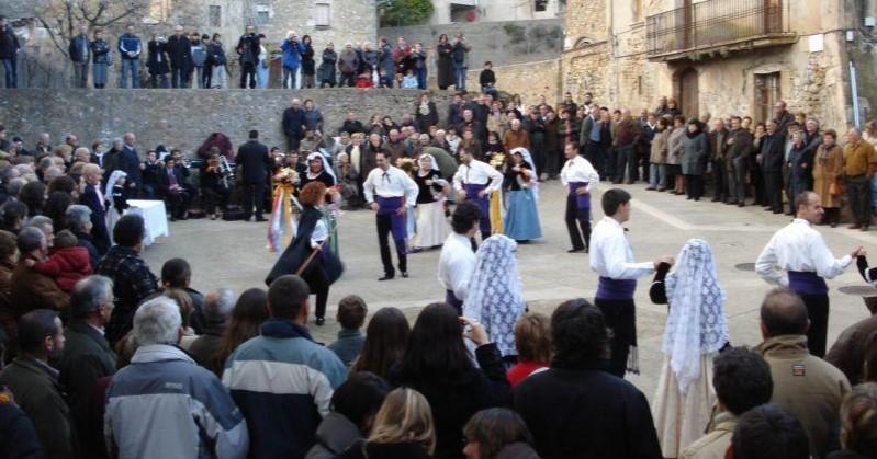 Festival of the Candelaria de Esponellà
