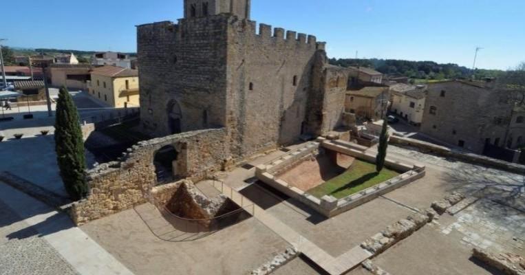 Festa de la Santa Espina i de la gent gran a Sant Miquel de Fluvià