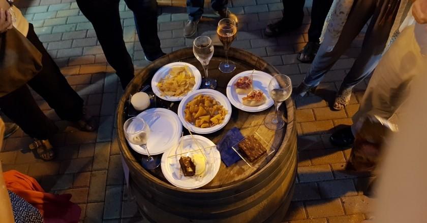Harvest Festival at Els Hostalets de Pierola