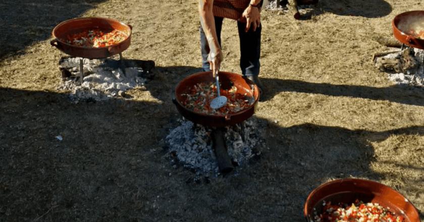 Festa de l'Olla de Murri i de la Cassola de Vinya a la Torre de Claramunt
