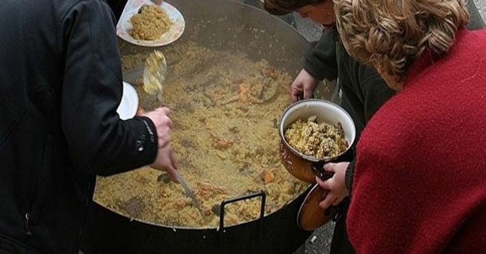 Festa de Sant Sebastià a Olvan