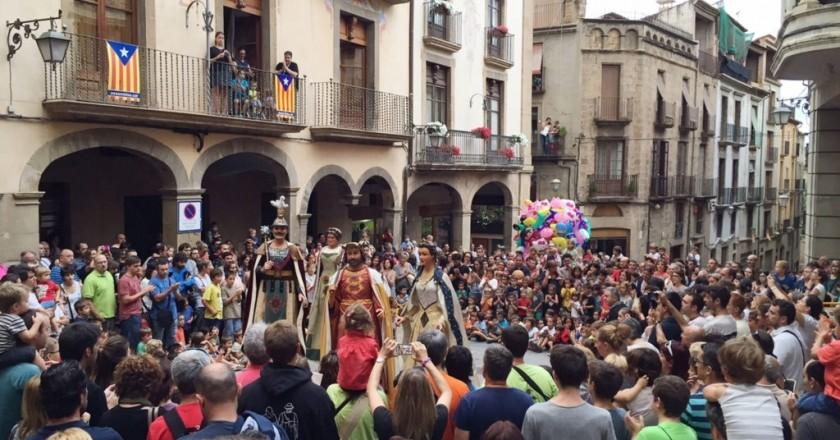 Festa dels Oficins i Trobada de Gegantons a Solsona