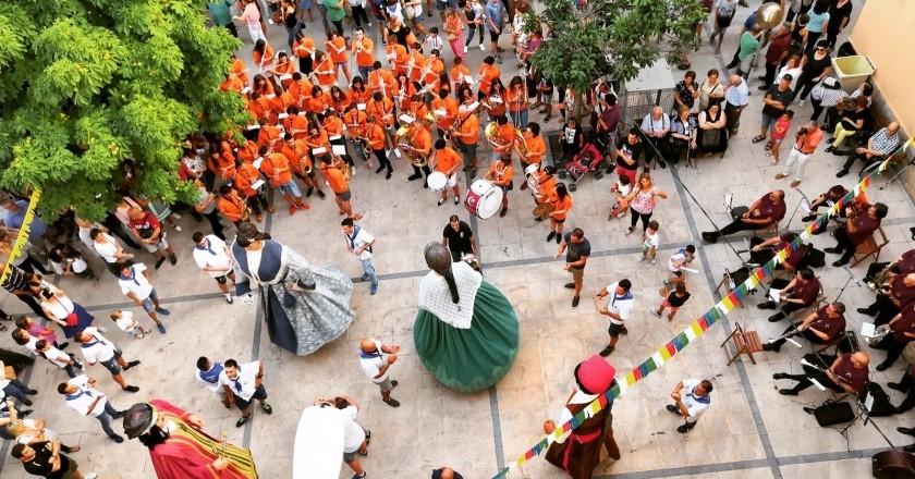 Festival of the Coromina in Cardona