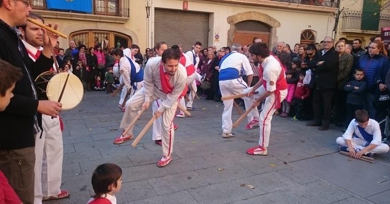 Fiesta Mayor de la Inmaculada Concepción en Cambrils