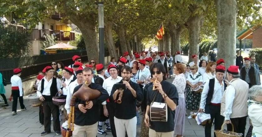 Festa Major de l'Aplec del Remei a Santa Maria de Palautordera