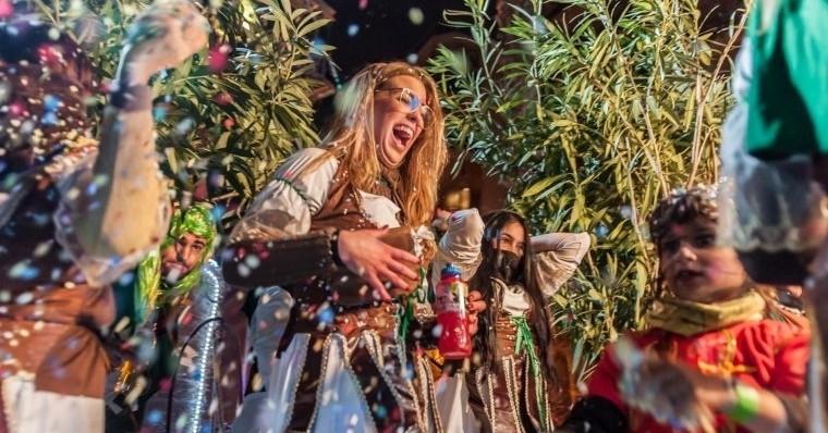 Fiesta Mayor de invierno de Salou