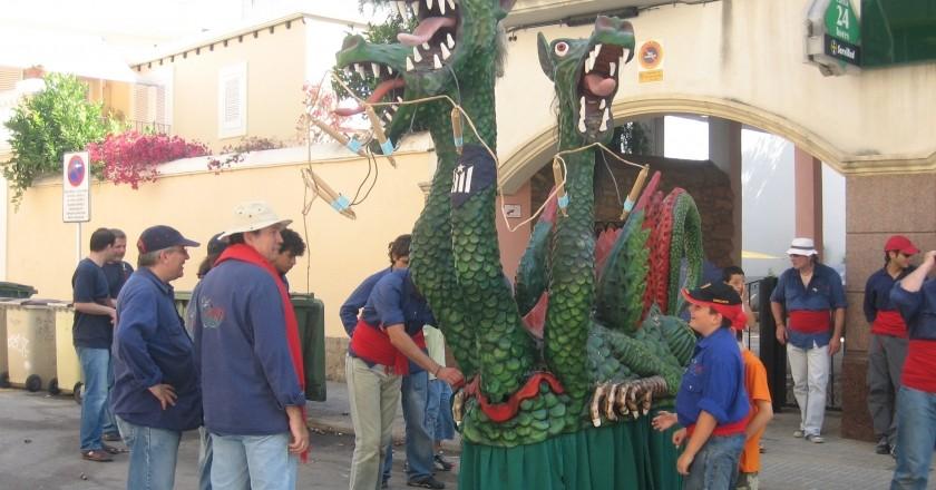 Festa major d'hivern a Sant Pere de Ribes