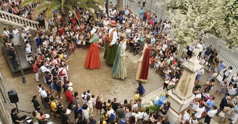 Festa Major de la Mare de Déu del Camí a Cambrils