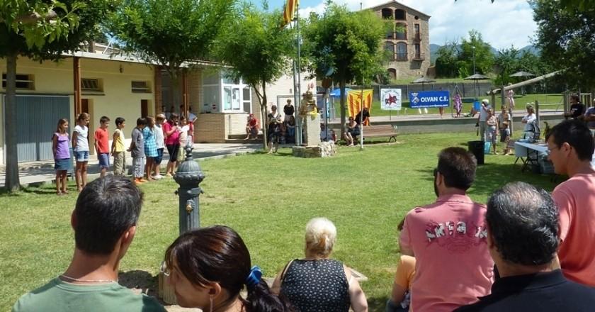 Festa Major d'Olvan