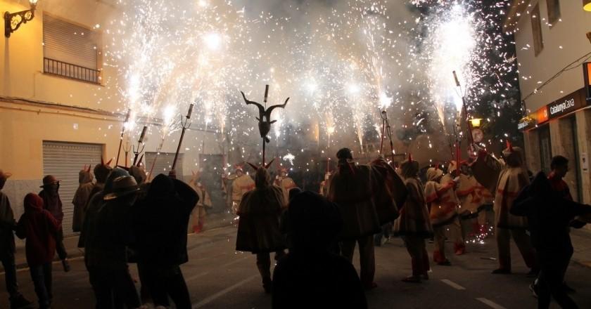 Fiesta Mayor de San Martín en Altafulla