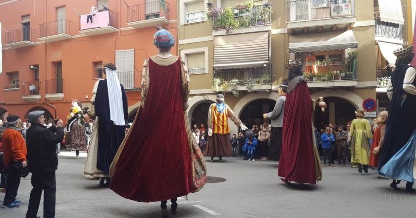 Festes del Sant Crist a Balaguer