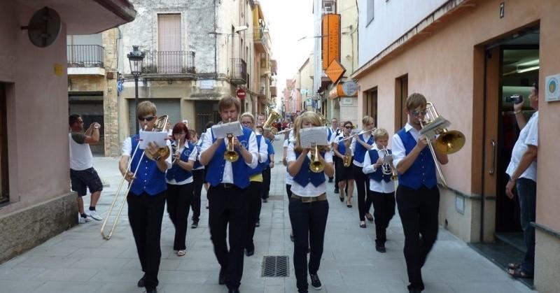 Festival Bandas de Música en Malgrat de Mar