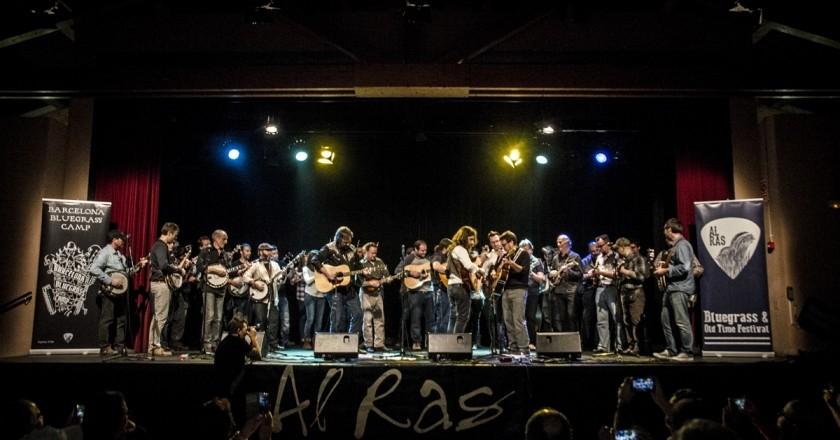 Festival de Bluesgrass & OldTime Música Al Ras