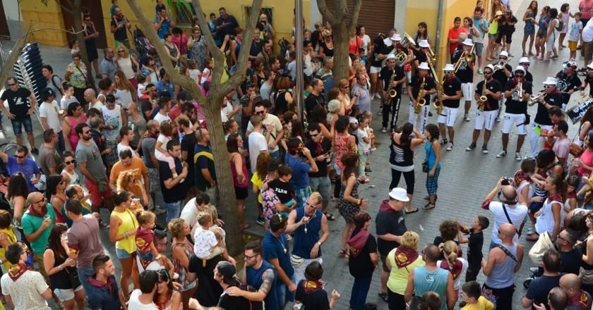Festival de Charangas en Vila-seca