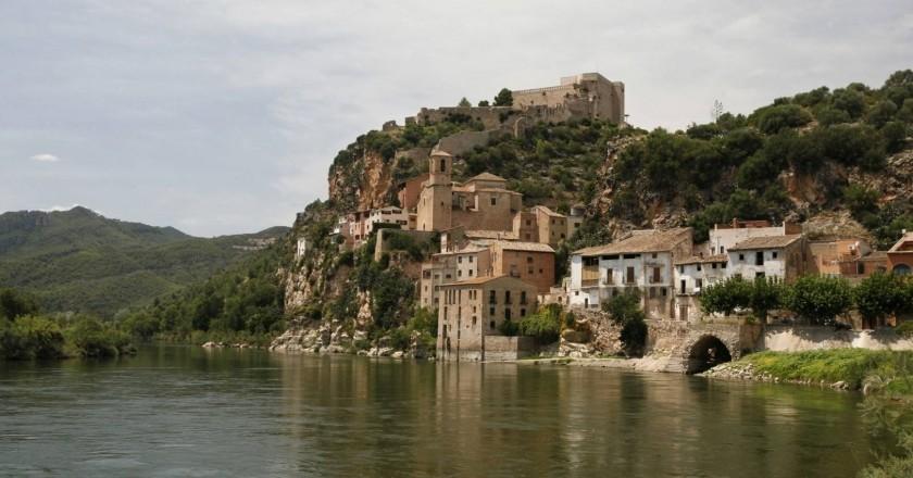 Festival euphorique du château de Miravet