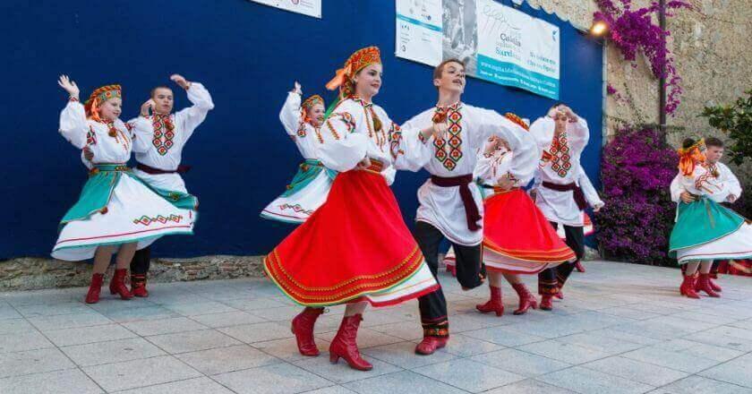 Festival Internacional de Folklore i Bandes de Música de Calella