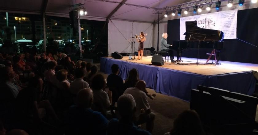 Festival Nautic Jazz a Castelló d'Empúries