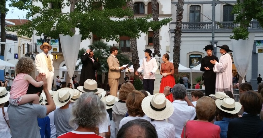 Fira Agromercat-Indians a Sant Pere de Ribes