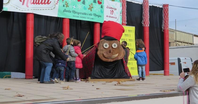 Feria de Navidad en Santa Margarida i els Monjos