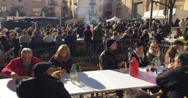Fira de Sant Vicenç i Festa de l'Oli de l'Espluga de Francolí