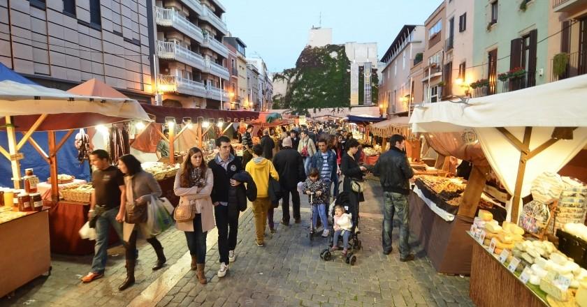 Feria de Otoño en Mataró