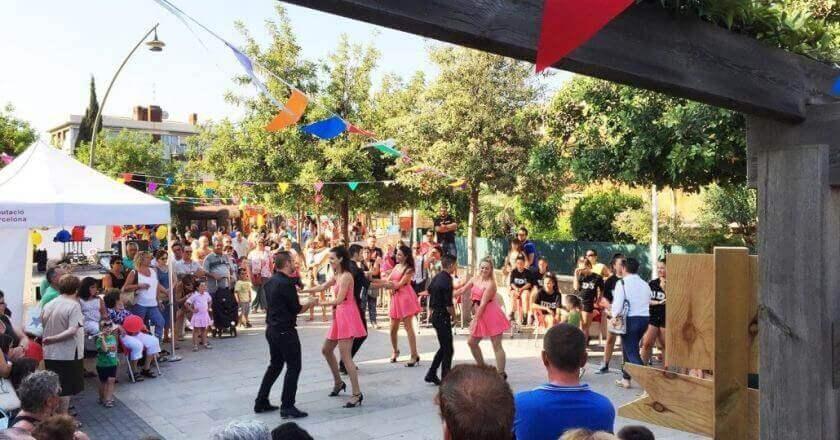 Feria de verano en Malgrat de Mar