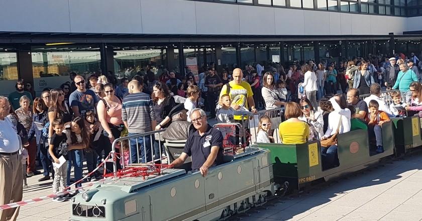 Fira Mataró Tren de Mataró