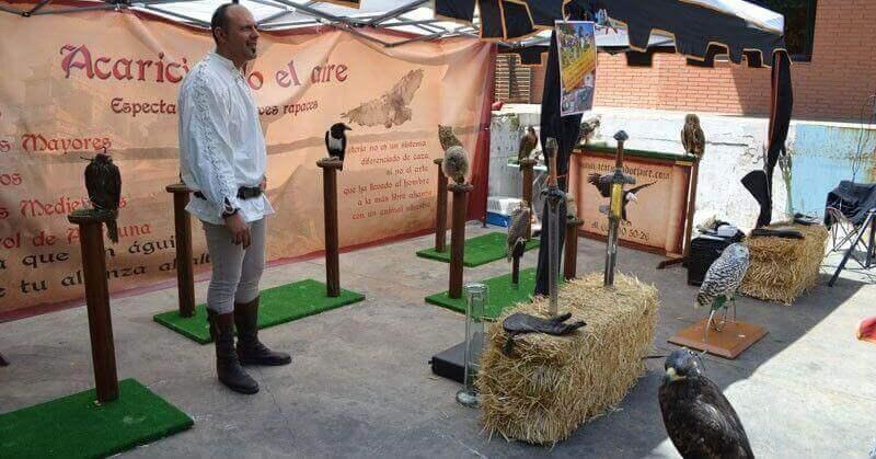 Feria medieval y Firacem de Nuevo Martorell