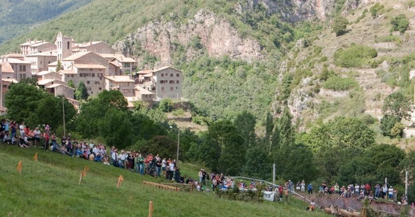 Foire des artisans de la laine à Castellar de n'Hug